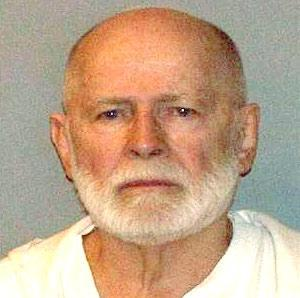 """James """"Whitey"""" Bulger, in a booking photo obtained exclusively by WBUR"""