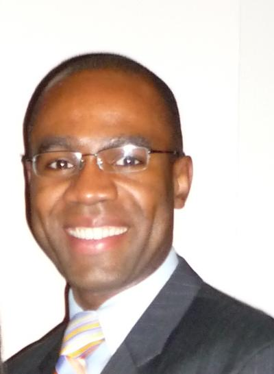 Dr. Julian Harris, new Medicaid director
