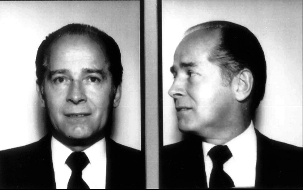 "The FBI handed out these photos of James ""Whitey"" Bulger during its efforts to catch the reputed mobster. (AP)"