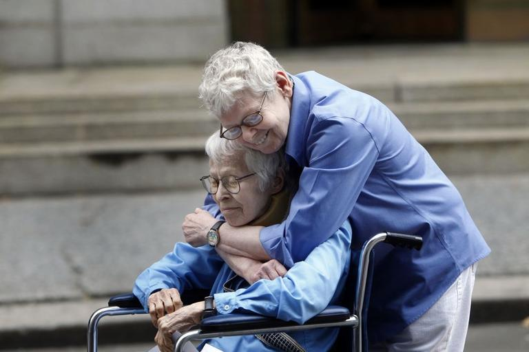 Couples Wed On 1st Day Gay Marriage Is Legal In N Y  | WBUR News