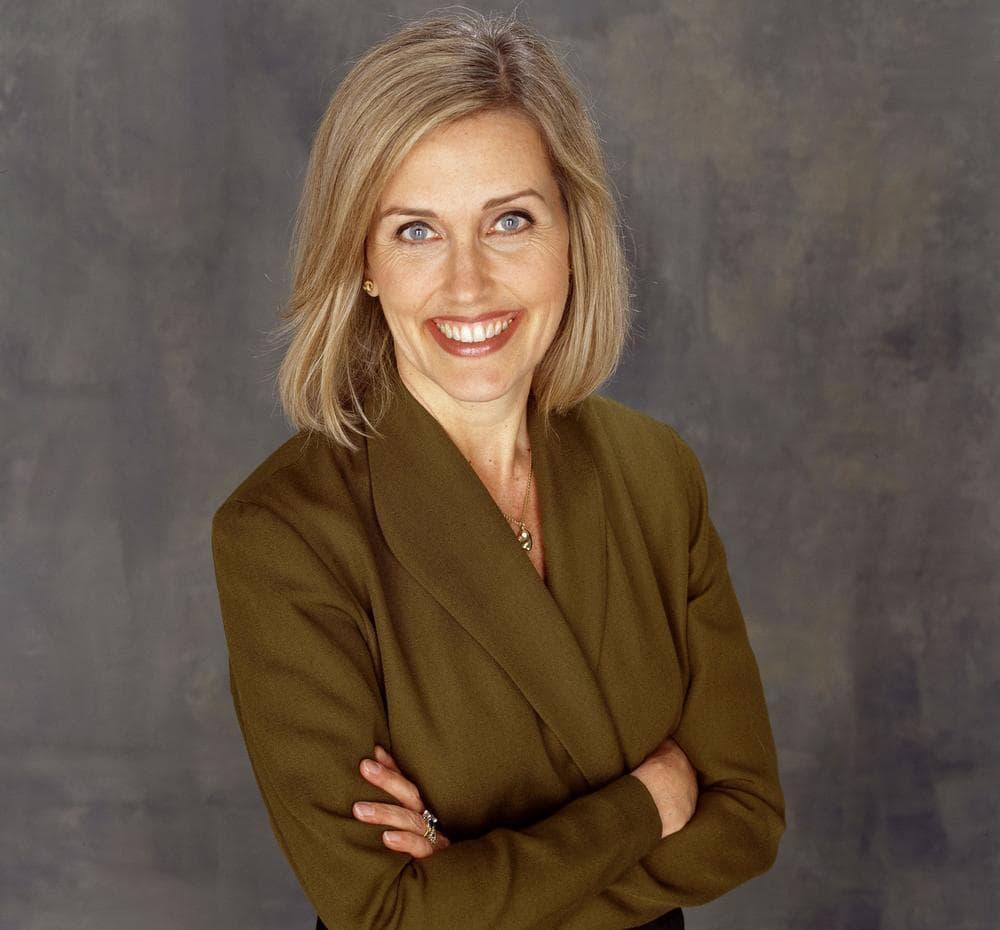 Gretchen Morgenson. (Photo Courtesy of Time Books)