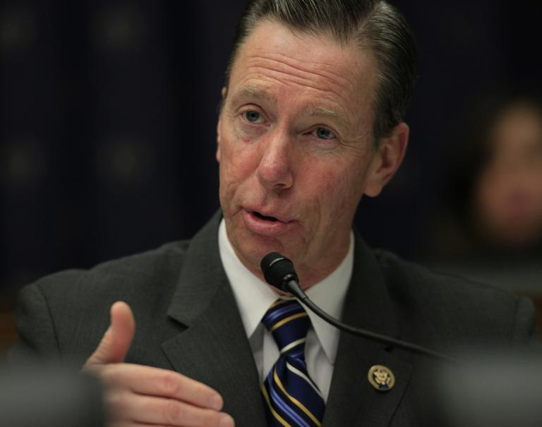 Rep. Stephen Lynch says Tea Party members are pushing their platform at the expense of compromise. (AP)