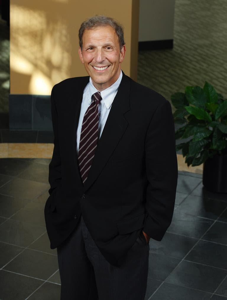 Leonard Schlesinger, president of Babson College (Courtesy)