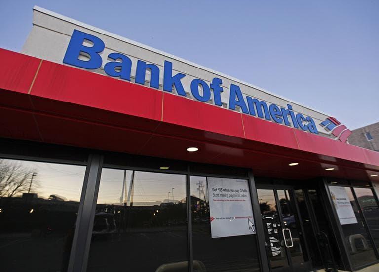 File photo, Bank of America (AP)