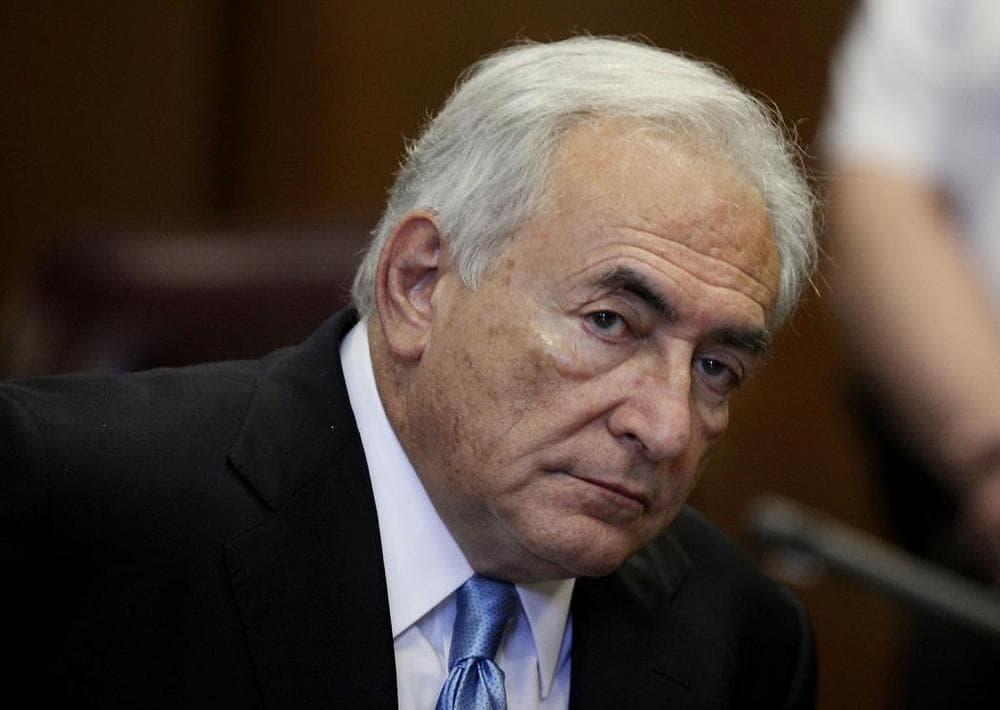 Former International Monetary Fund leader Dominique Strauss-Kahn in New York State Supreme Court in July. (AP)