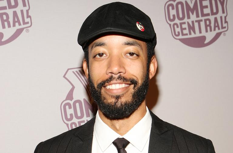 Wyatt Cenac attends the Comedy Central Emmy After Party Sunday, Sept. 21, 2008 in Los Angeles, California. (AP)