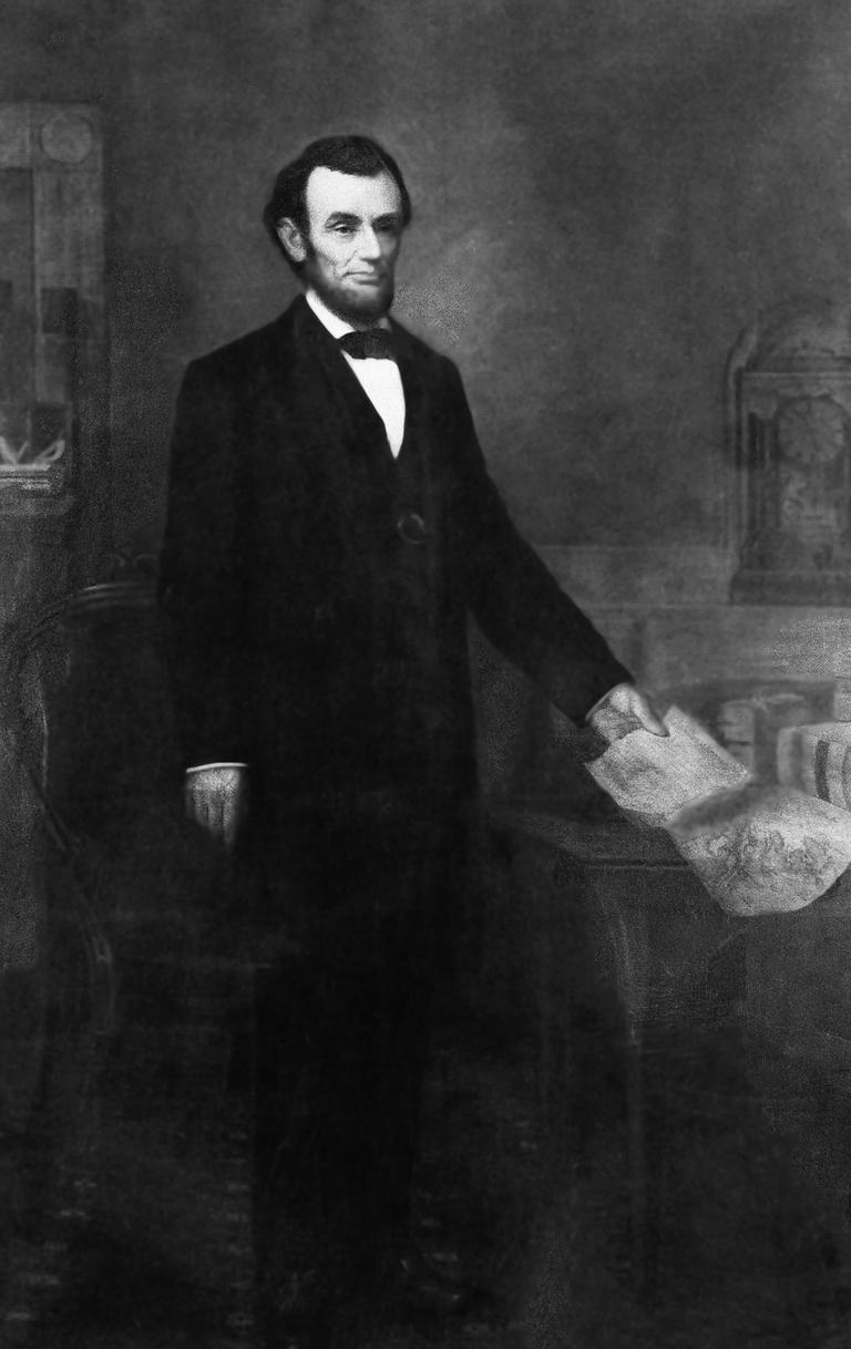 President Abraham Lincoln, here in an undated portrait, had a history of mental illness. (AP)