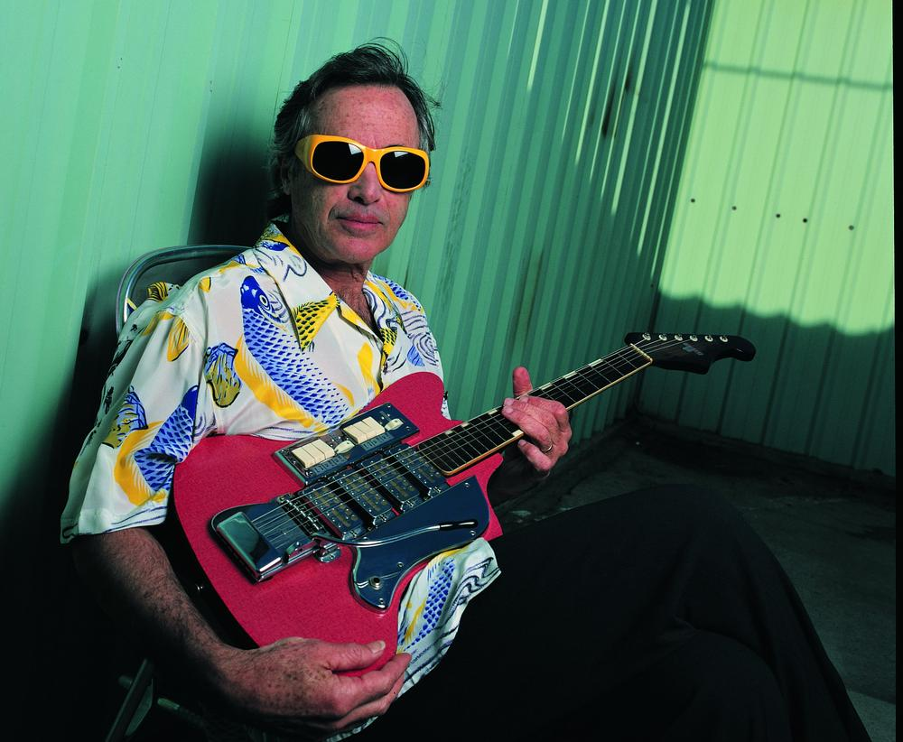 Guitarist and singer-songwriter Ry Cooder. (Courtesy of Ry Cooder)