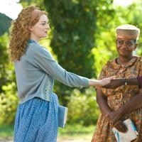 """From left, Emma Stone, Octavia Spencer and Viola Davis are shown in a scene from """"The Help."""" (AP/Disney)"""