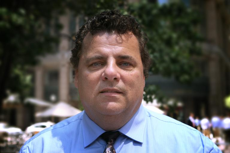 "Kevin Weeks, former lieutenant to and surrogate son of reputed mob boss James ""Whitey"" Bulger (Courtesy of George Roderique)"