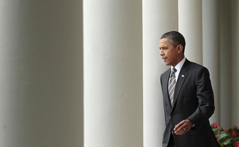 President Barack Obama is scheduled to speak about the economy in an address to Congress and the nation next Thursday. (AP )
