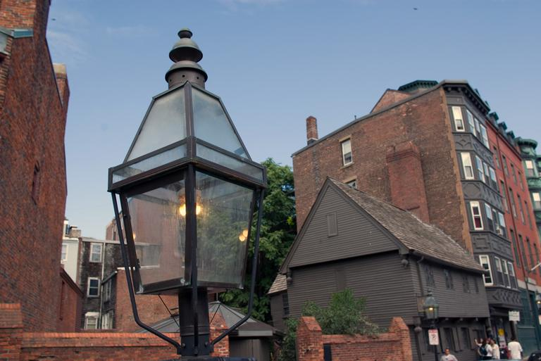 Paul Revere's House is one of the most famous stops of Boston's Freedom Trail. (cphoffman42/Flickr)
