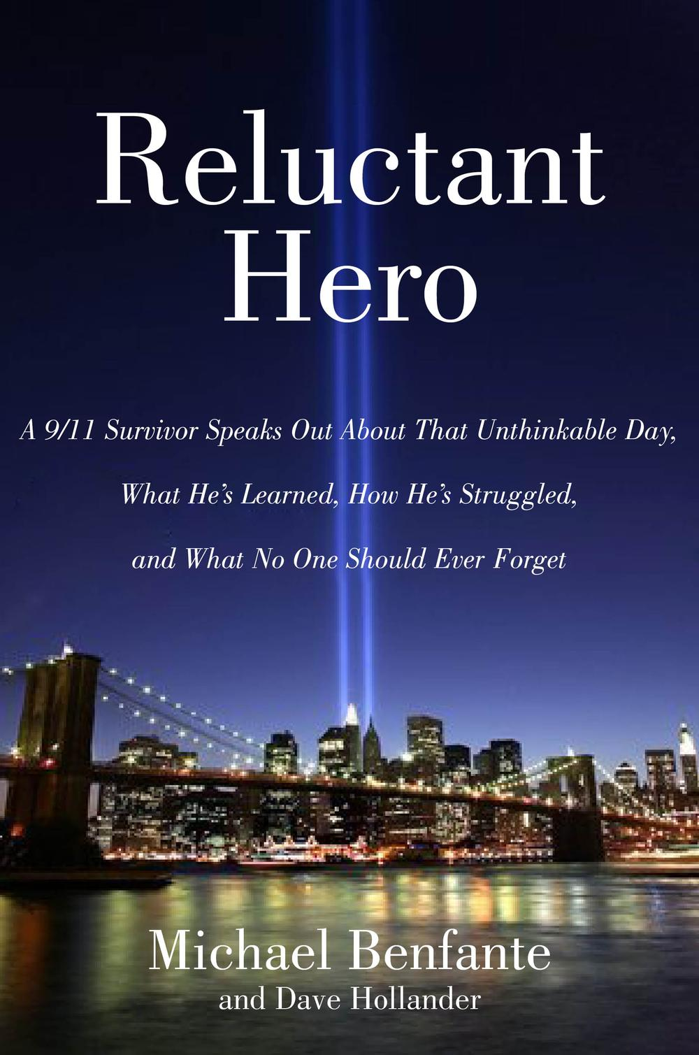 """""""Reluctant Hero"""" by Michael Benfante (Courtesy of Skyhorse Publishing)"""