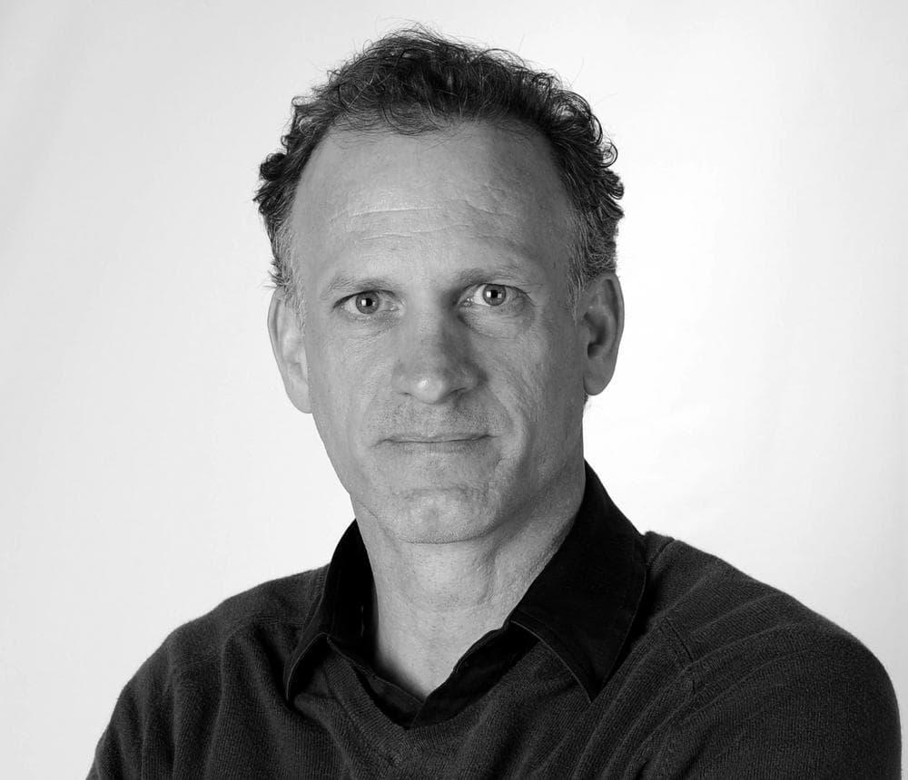 Author Michael Benfante. (Courtesy of Michael Benfante)