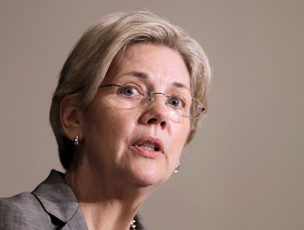 After months of speculation, Harvard Law professor Elizabeth Warren announced Wednesday that she will join the race to try to unseat incumbent Republican Sen. Scott Brown. (AP)
