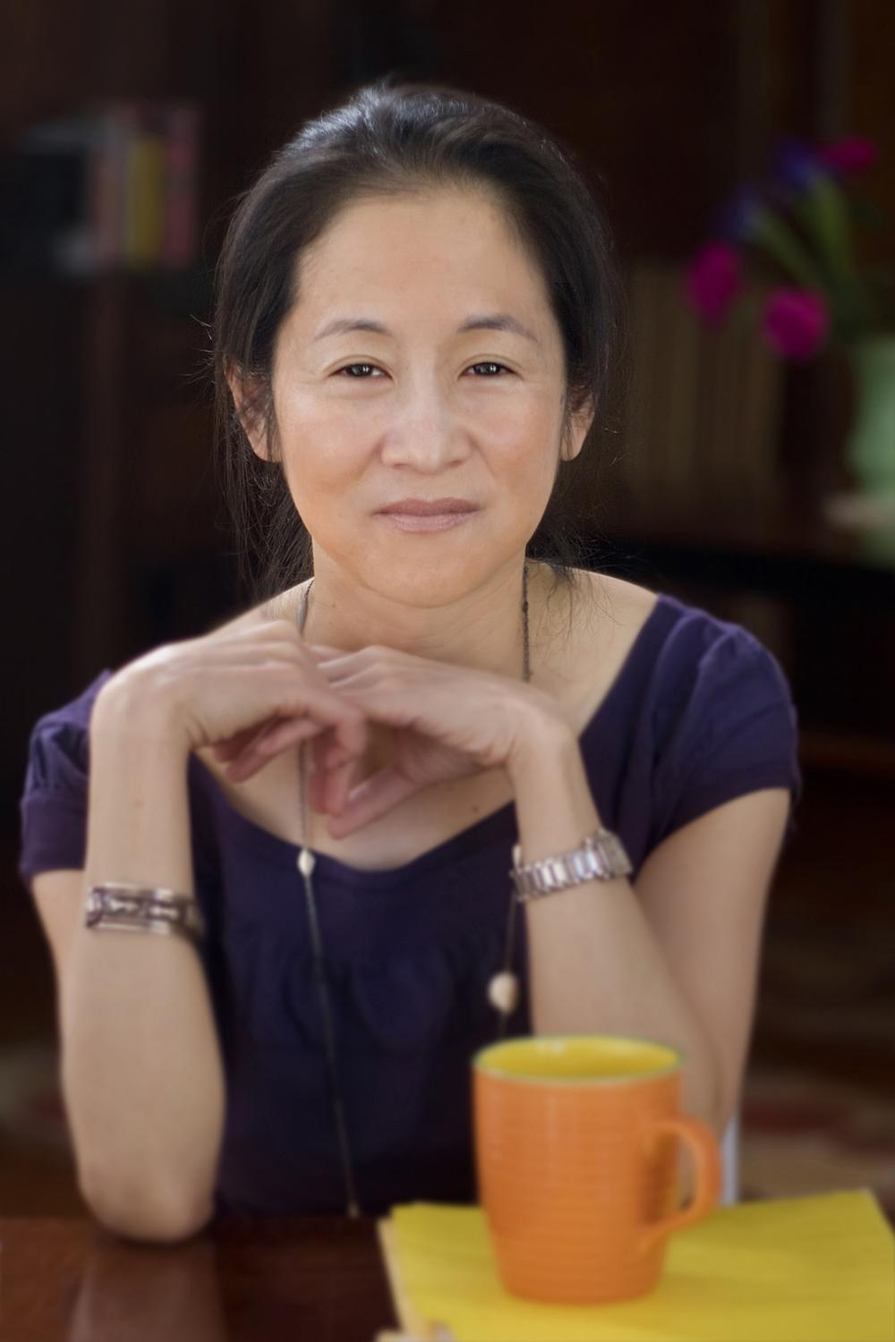 Author Julie Otsuka. (Courtesy of Knopf and Pantheon Books)