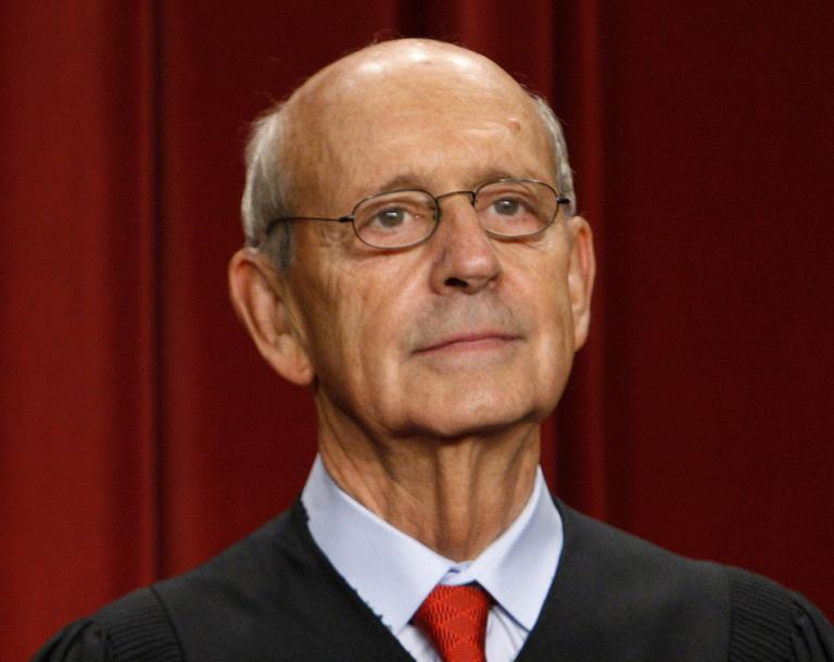 Justice Stephen Breyer, who has served on the Supreme Court since 1994. (AP)