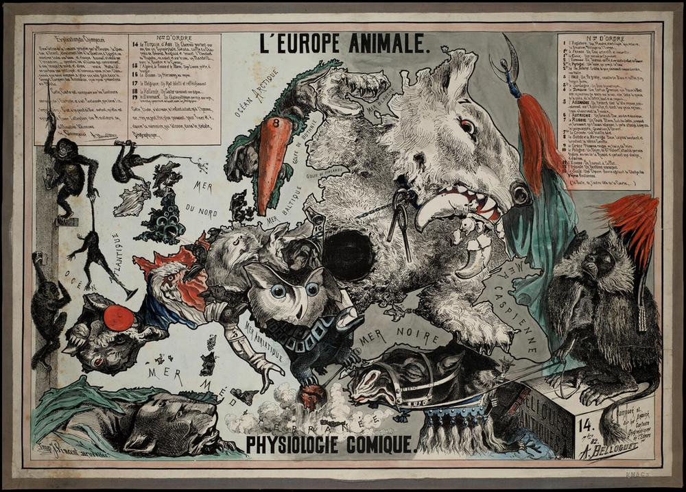 L'Europe Animale