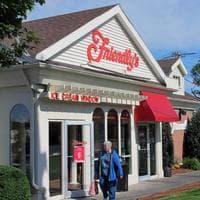 The Watertown Friendly's restaurant is shown in 2011. (Dan Mauzy/WBUR)