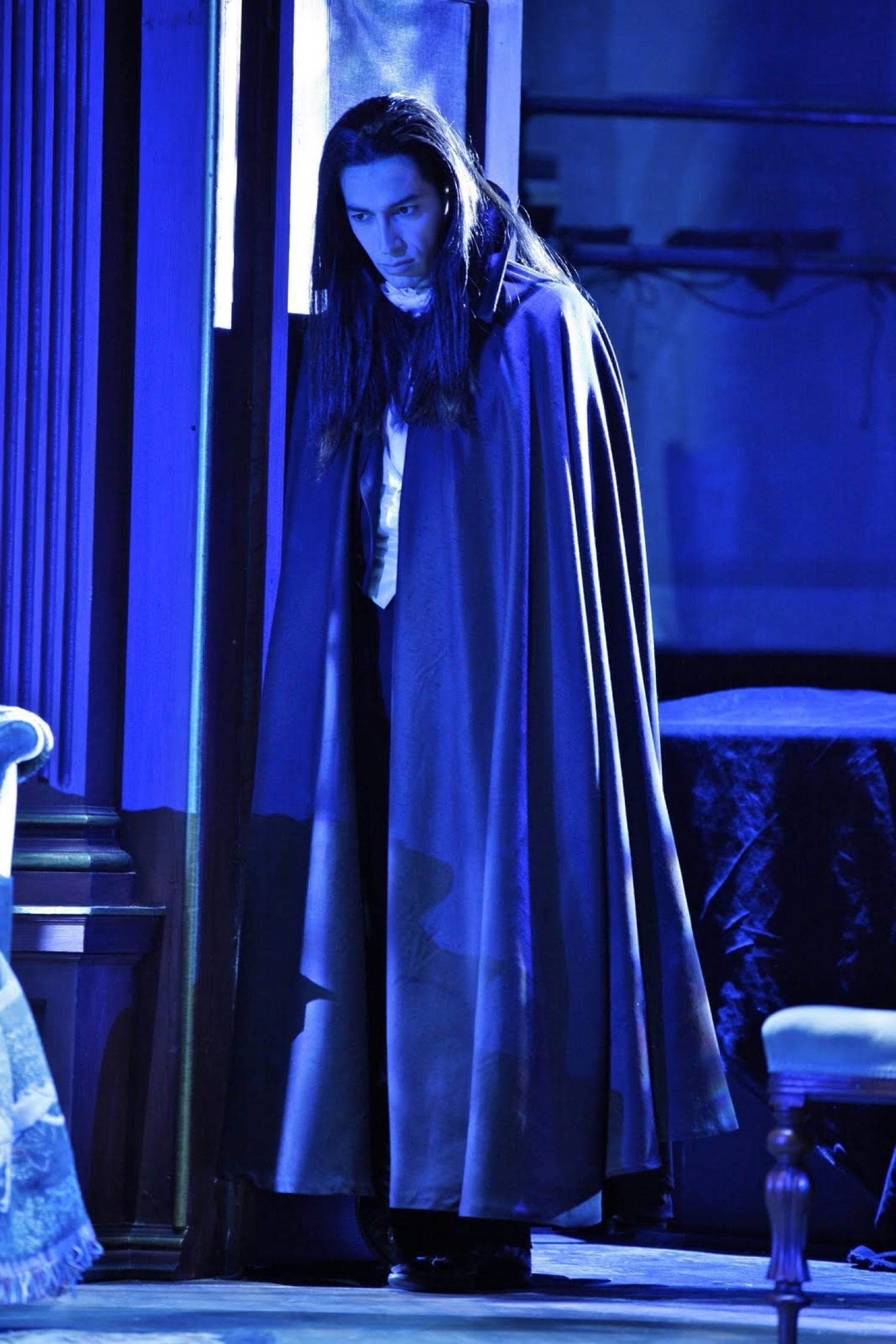 Googling Draculas Michel Altieri: New Yorks Next