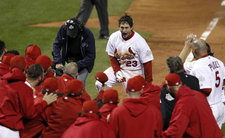 Cardinals Stun Texas, Force World Series To Game 7 | WBUR News