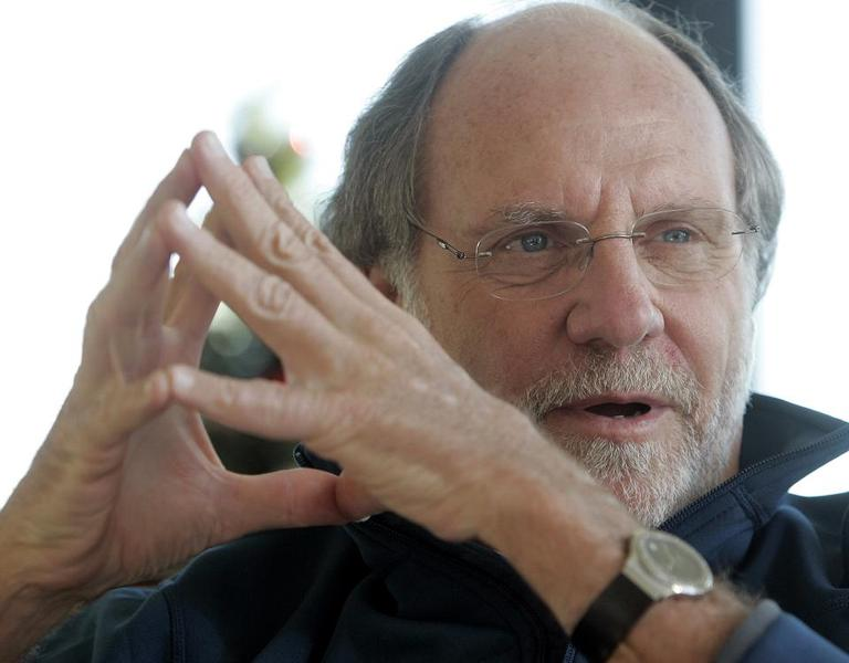In this Jan. 9, 2011 file photo, former New Jersey Gov. Jon S. Corzine reflects on his four year term in office during an interview with The Associated Press. (AP)
