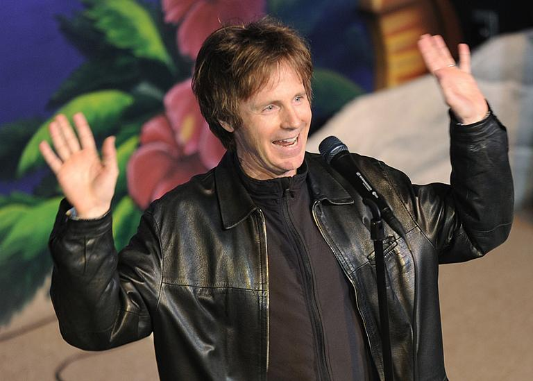 Dana Carvey performs at a 2009 performance in Los Angeles. (Courtesy: AP/Chris Pizzello)