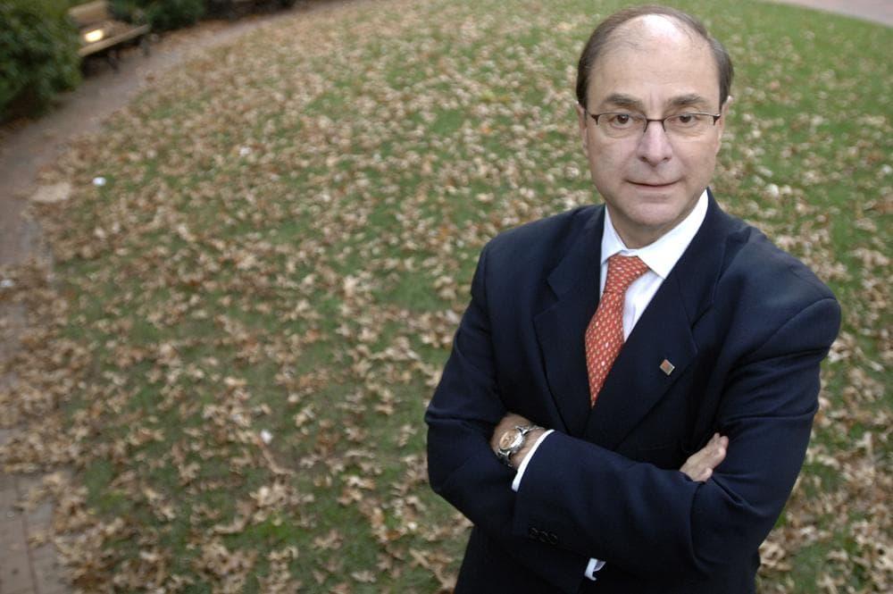 Dr. Joseph Aoun, president of Northeastern University (AP)