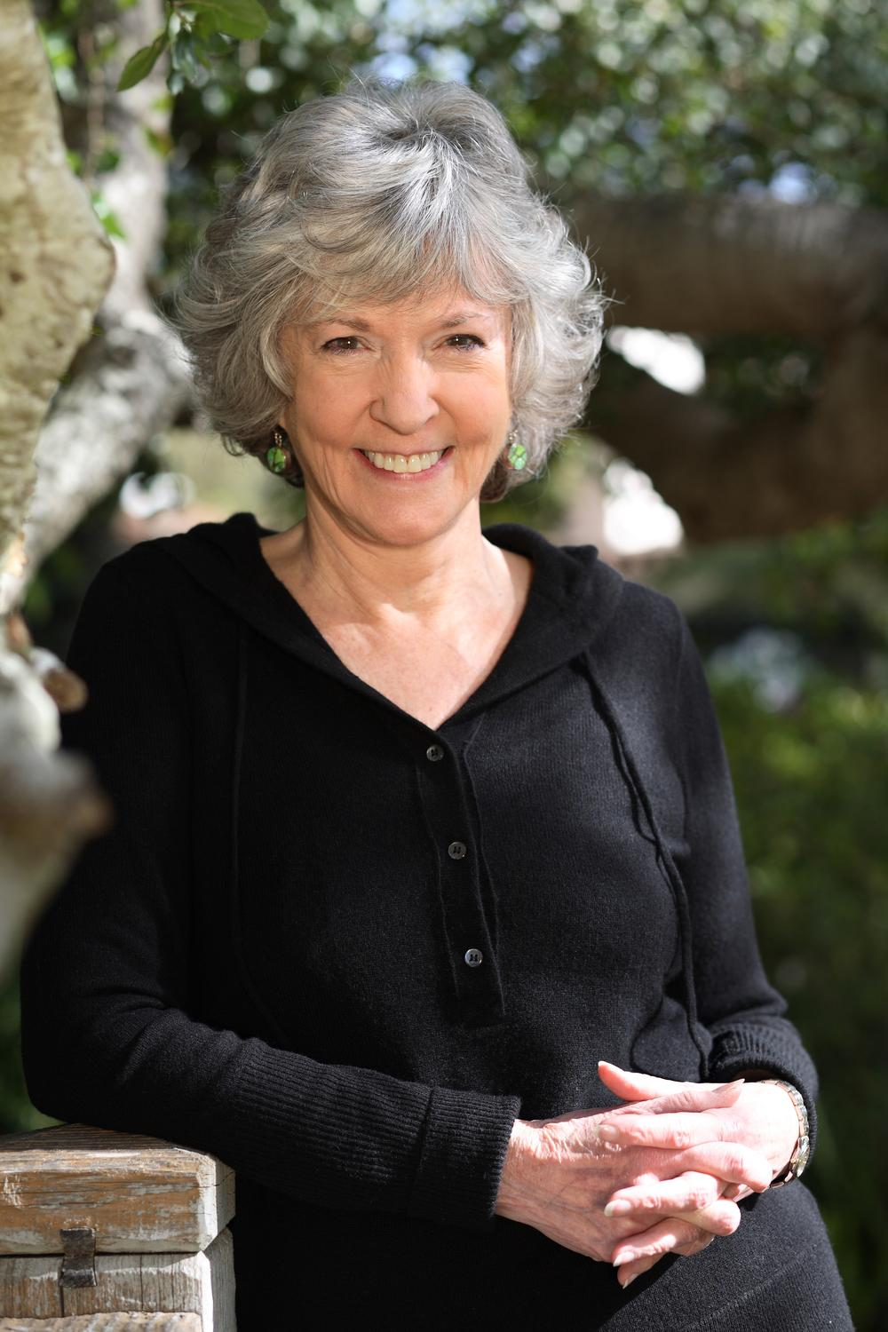 Author Sue Grafton (Courtesy Laurie Roberts)