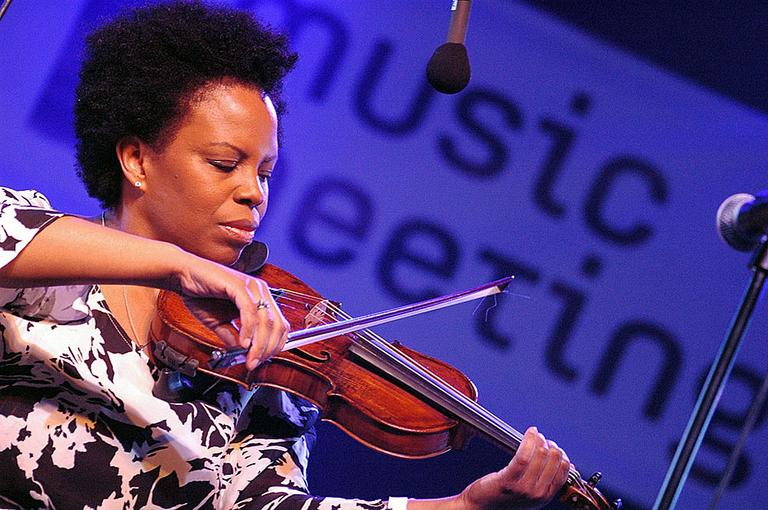 "Transitioning from classical violin to jazz has not been easy, but ""I feel like I've kind of found my own voice now,"" says Regina Carter. (Photo courtesy: StimpsonJCat/Flickr)"