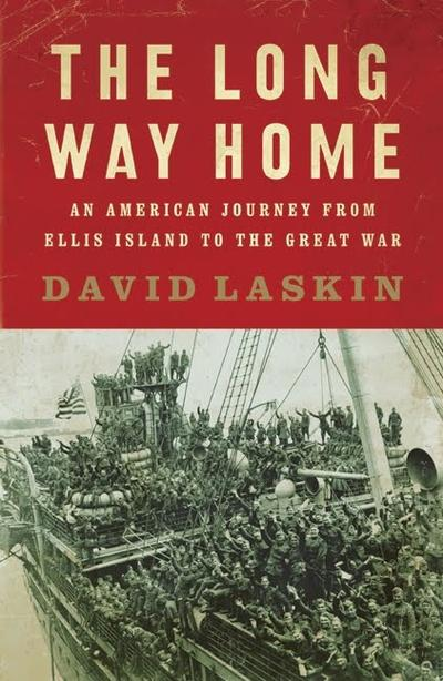 Pierro was among the WWI immigrants-come-veterans profiled by author David Laskin.