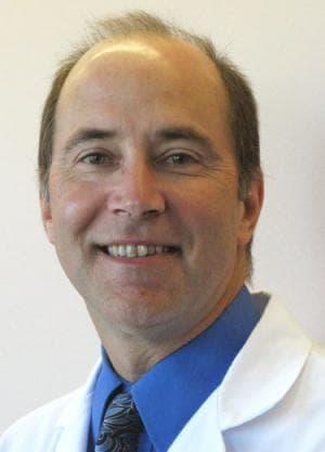 Dr. Charles Eaton of Brown University