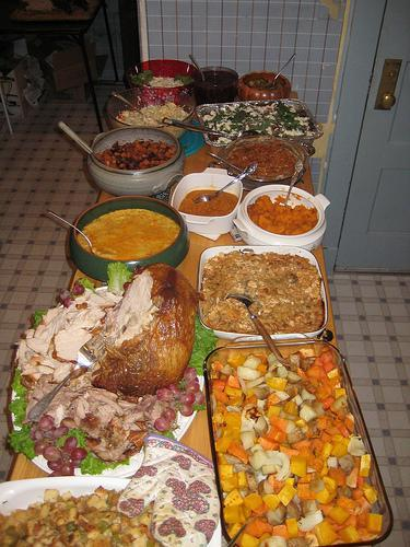Poll: Thanksgiving can be tough for diabetics but Hanukkah's not so bad.