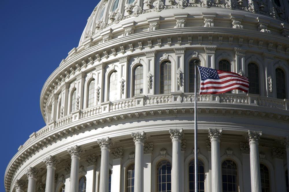 The U.S. Capitol building. (AP)