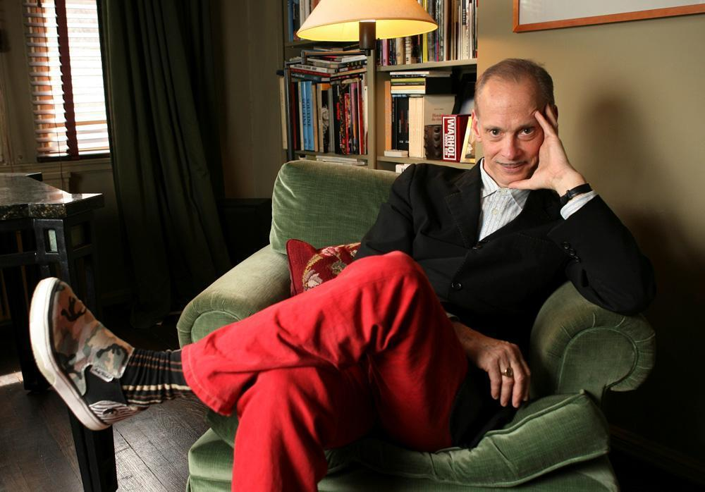 writer and director john waters in his home in new york in 2008 ap - John Waters Christmas
