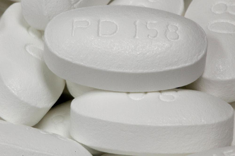 The drug Lipitor. (AP)