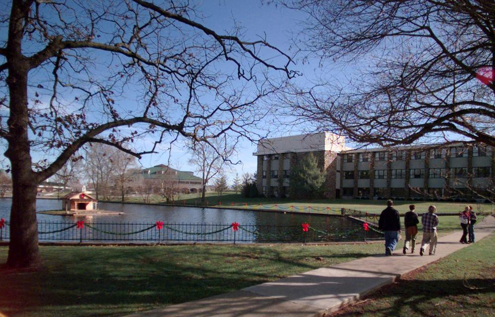The College of the Ozarks in Point Lookout, Mo. is one of a handful of work colleges across the country. (AP)