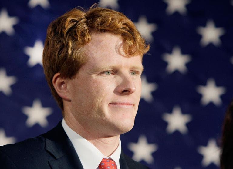 Joseph Kennedy III, in January 2010 (AP)