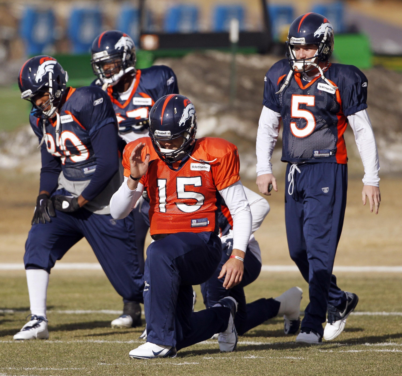 Denver News Sunday: NFL Teams Prep For Wild Card Weekend