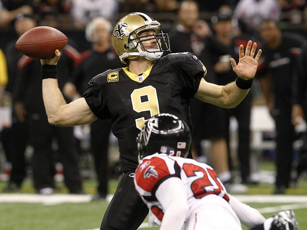 Signing quarterback Drew Brees was a major concern for the Saints, but New Orleans still has plenty of other problems. (AP)