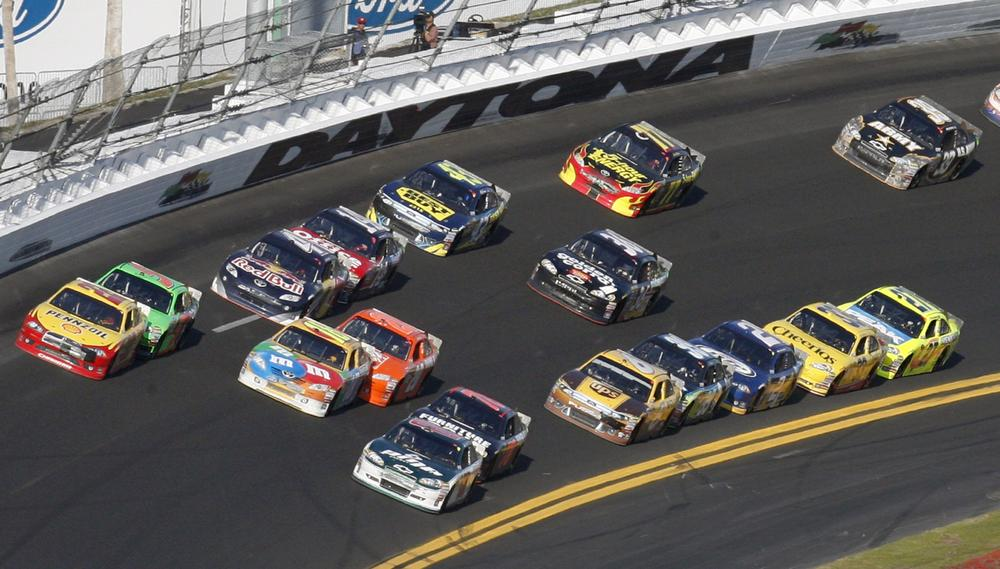 NASCAR is a sport known for its blazing speed, but these days sponsors seem to be jumping ship nearly as fast. (AP)