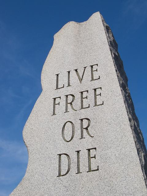 A portion of a monument in Nashua, NH. (Flickr/jcbwalsh)
