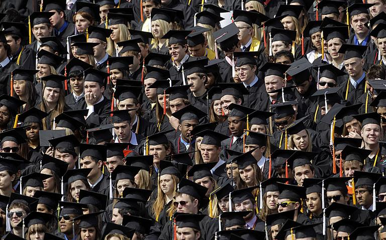 From 2008 to 2010, Massachusetts cut its appropriations for higher education by 37 percent — more than any other state in the nation. (AP)
