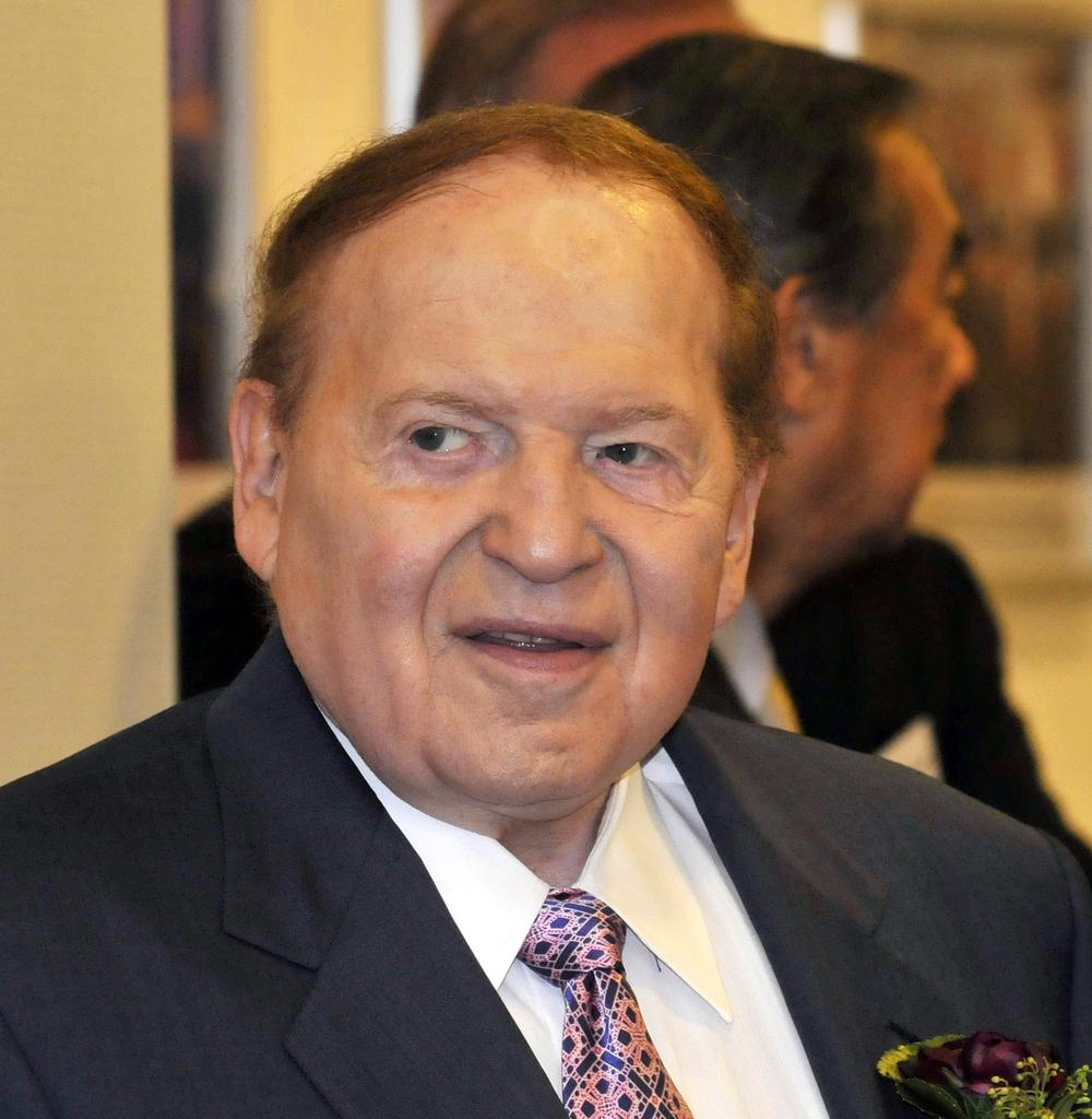 A Closer Look At Sheldon Adelson, The Billionaire Backing ...
