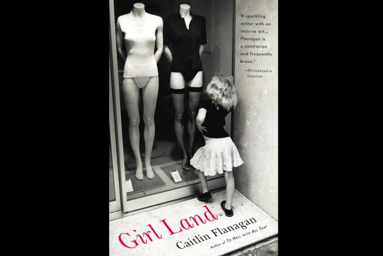 Girl Land cover from Hachette Books.