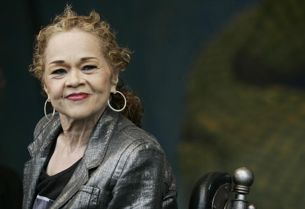 Etta James performed during the New Orleans Jazz and Heritage Festival in New Orleans in 2006.(AP)