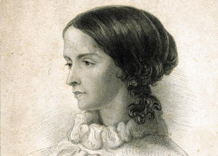 "Margaret Fuller was ""in her time, the best-read woman in America,"" writes John Matteson in a new biography. (Courtesy of W. W. Norton & Company)"