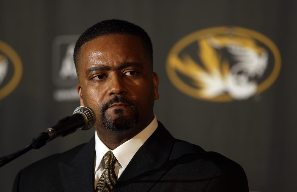 New Missouri coach Frank Haith has the Tigers clicking on all cylinders. (AP)