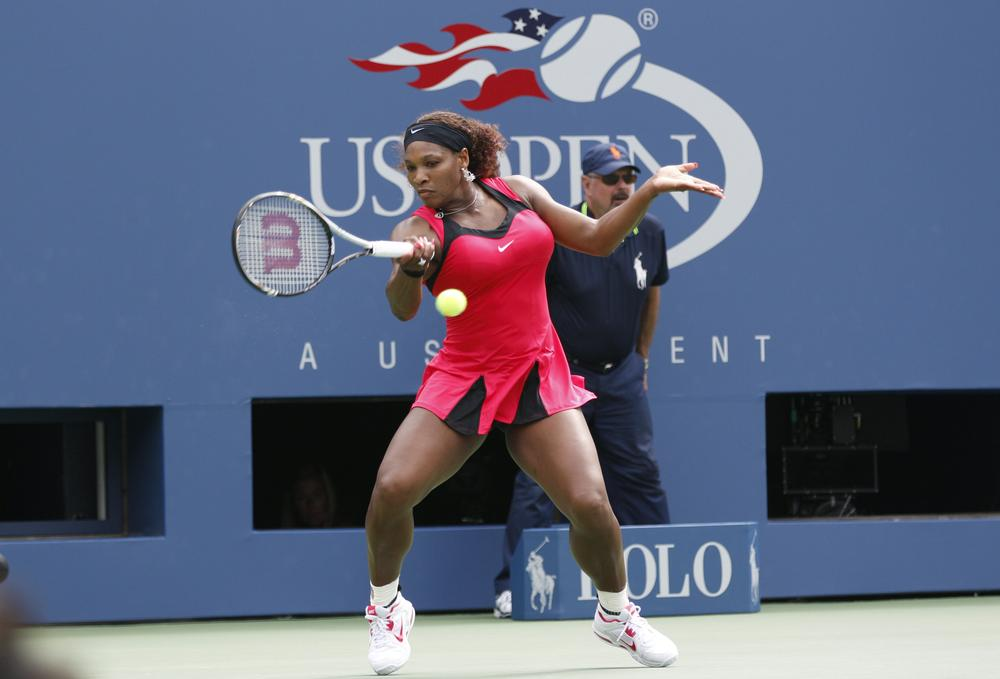 Does Serena Williams actually like playing tennis? (AP)