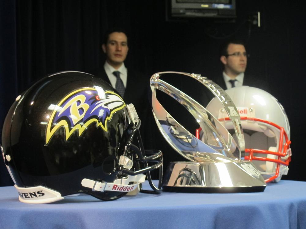 Baltimore beat New England easily in their last playoff meeting. This time, the winner gets the AFC Championship trophy and a trip to the Super Bowl. (Doug Tribou/Only A Game)